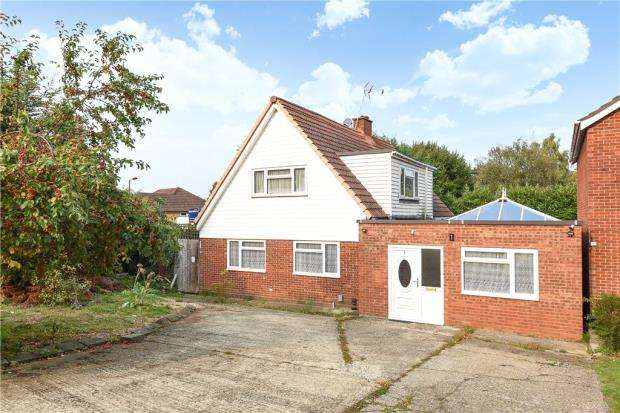 5 Bedrooms Detached House for sale in Duncan Drive, Guildford, Surrey