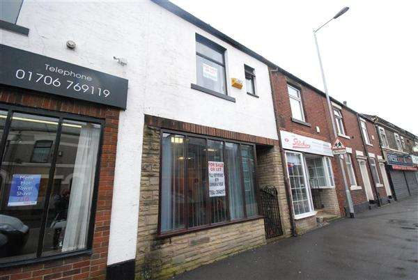 1 Bedroom Commercial Property for sale in Oldham Road, Rochdale