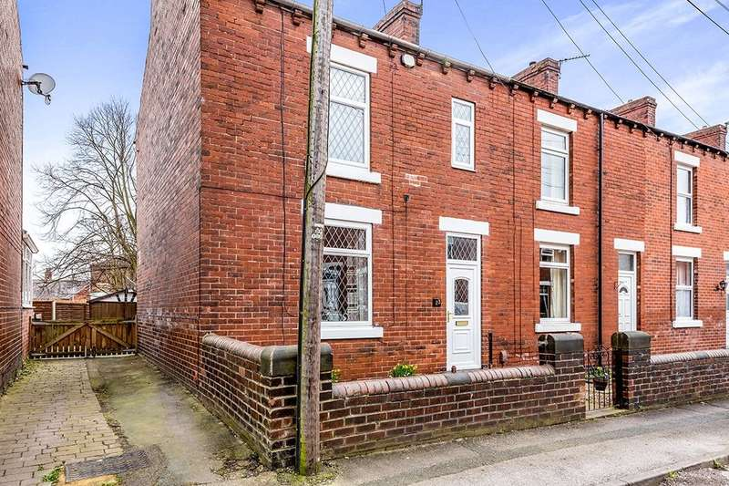 3 Bedrooms Terraced House for rent in Industrial Street, Horbury, Wakefield, WF4