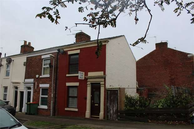 2 Bedrooms End Of Terrace House for sale in Kent Street, Preston, Lancashire
