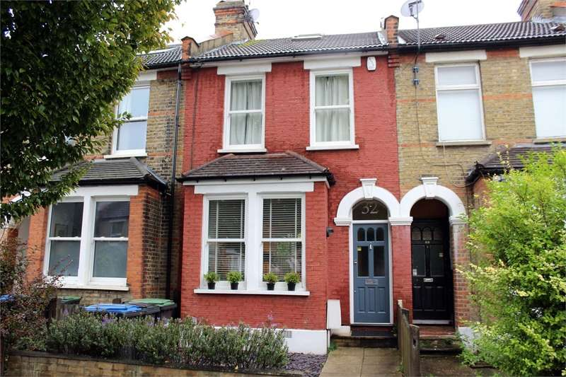 3 Bedrooms Terraced House for sale in Ollerton Road, Bounds Green, London