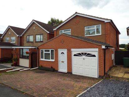 4 Bedrooms Detached House for sale in Plowman Close, Glenfield, Leicester, Leicestershire