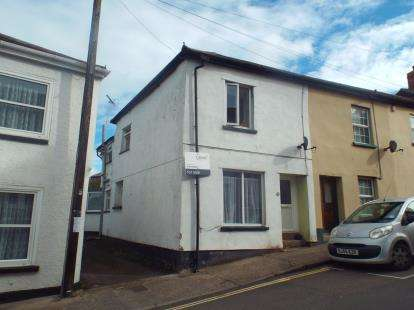 3 Bedrooms End Of Terrace House for sale in North Tawton, Devon