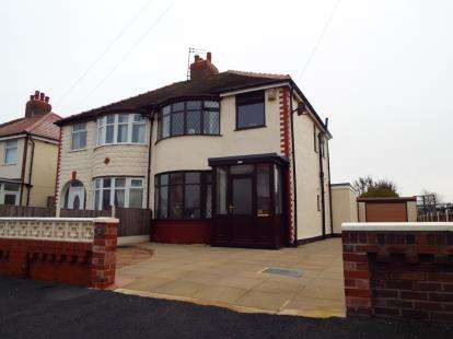 3 Bedrooms Semi Detached House for sale in St Georges Avenue, Thornton-Cleveleys, FY5