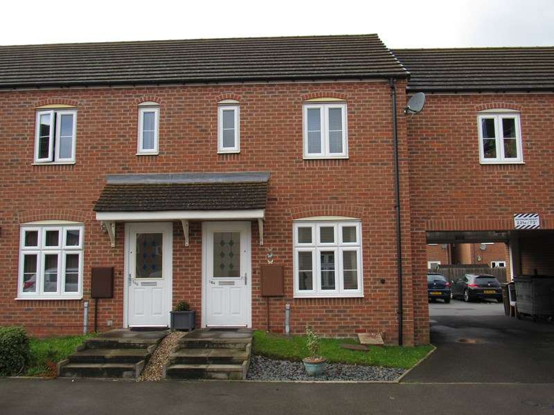 2 Bedrooms Terraced House for sale in Wharf Lane, Solihull
