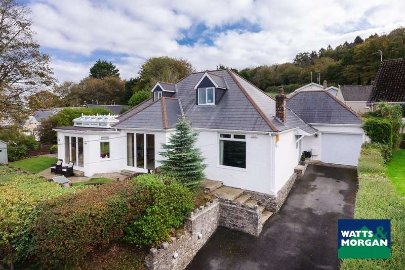 5 Bedrooms Detached House for sale in Corntown Road, Ewenny, Vale of Glamorgan, CF35 5BH