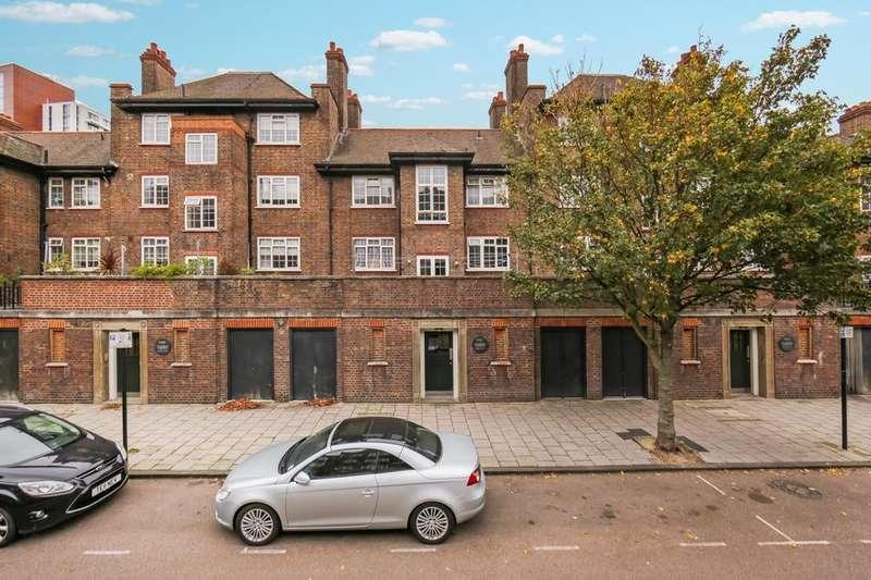 3 Bedrooms Flat for sale in Davidson Gardens, London SW8