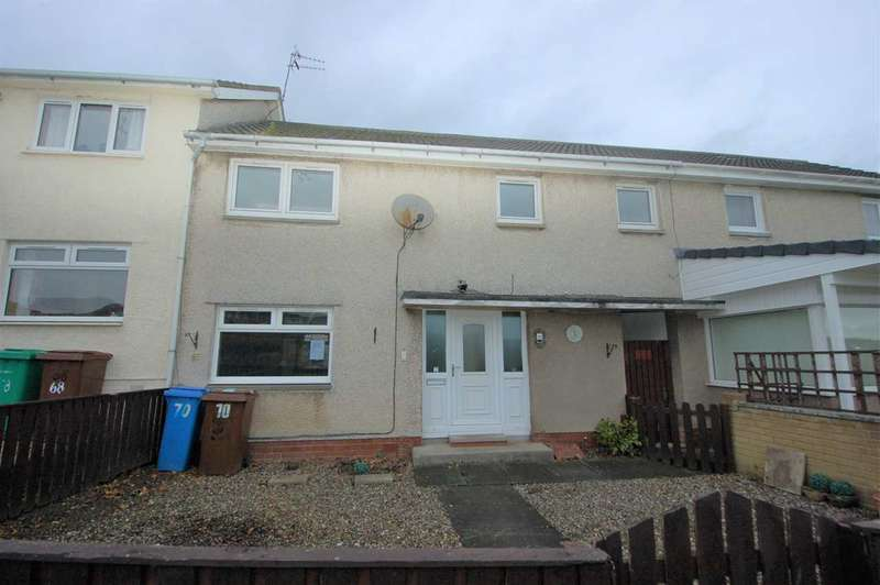 3 Bedrooms Terraced House for sale in Forker Avenue, Rosyth