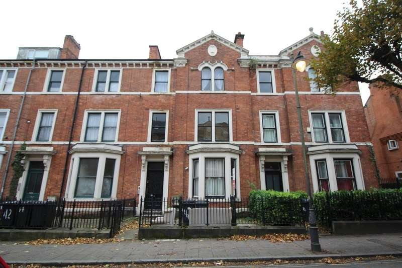 1 Bedroom Flat for sale in Hartington Street, Derby, DE23