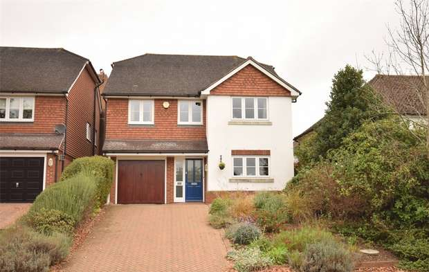 4 Bedrooms Detached House for sale in 47a Bullfinch Lane, SEVENOAKS, Kent