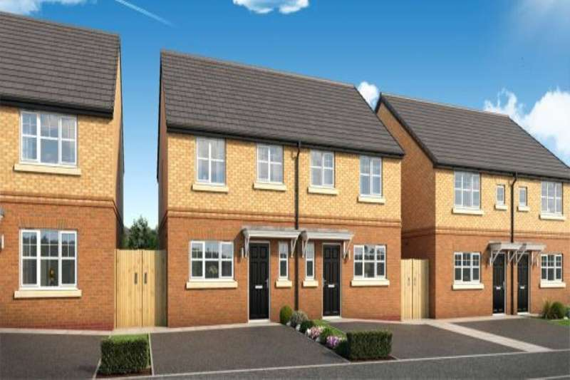 3 Bedrooms Semi Detached House for sale in The Kellington Whalleys Road, Skelmersdale, WN8