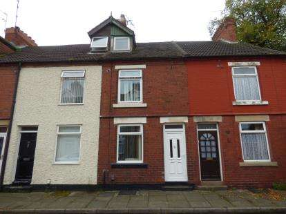 2 Bedrooms Terraced House for sale in Langford Street, Sutton-In-Ashfield, Nottinghamshire