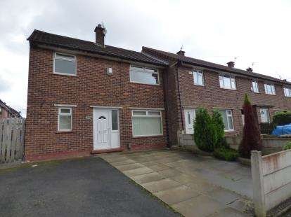 3 Bedrooms End Of Terrace House for sale in Windermere Road, Hyde, Manchester, Greater Manchester
