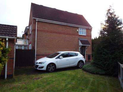 2 Bedrooms Semi Detached House for sale in Siskin Close, Newton-Le-Willows, Merseyside