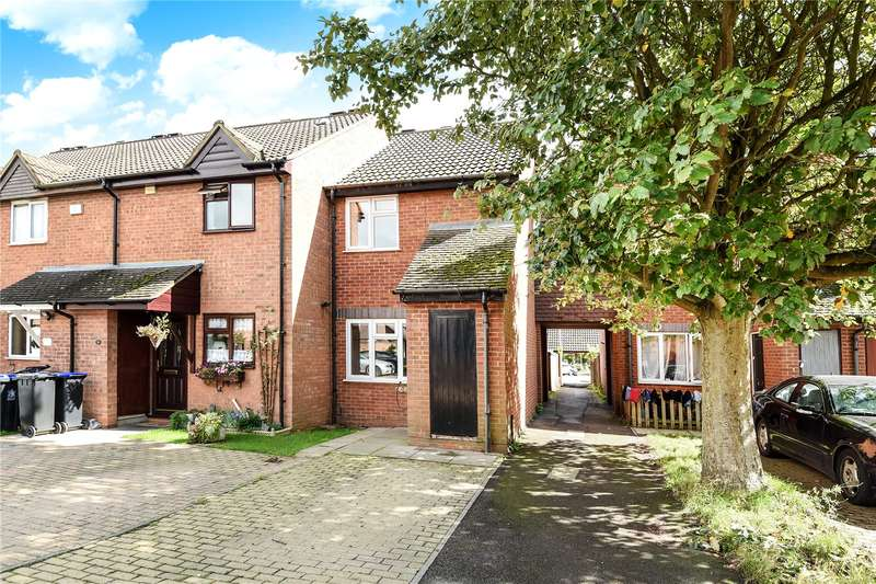 3 Bedrooms End Of Terrace House for sale in Wolstan Close, Denham, Buckinghamshire, UB9