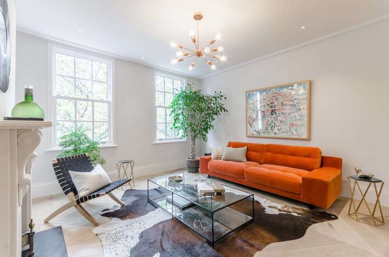 4 Bedrooms House for sale in Ropemakers Fields, Limehouse, E14