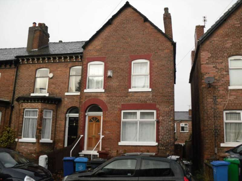 9 Bedrooms Semi Detached House for rent in Talbot Road, Fallowfield