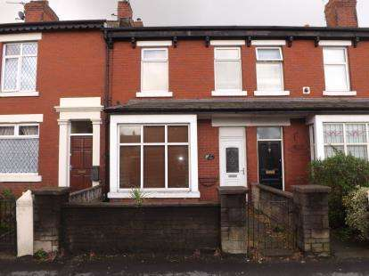 2 Bedrooms Terraced House for sale in Leyland Road, Lostock Hall, Preston, Lancashire, PR5