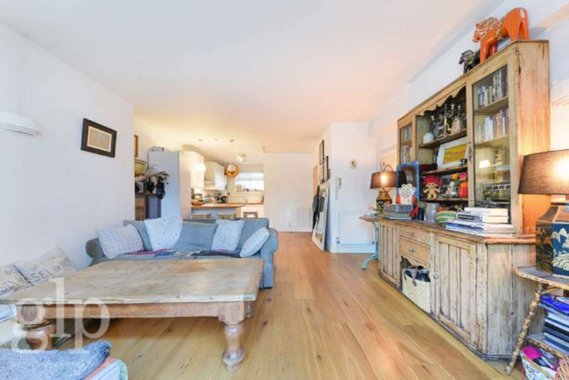2 Bedrooms Flat for sale in Cromer Street, Bloomsbury, WC1H