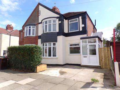 3 Bedrooms Semi Detached House for sale in Rippenden Avenue, Manchester, Greater Manchester