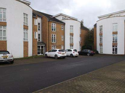 2 Bedrooms Flat for sale in Cocker Beck House, Green Chare, Darlington