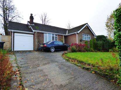 2 Bedrooms Bungalow for sale in Sycamore Rise, Macclesfield, Cheshire