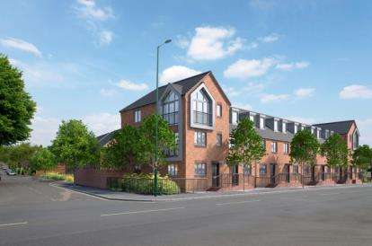 2 Bedrooms Semi Detached House for sale in Haydn Road, Sherwood, Nottingham