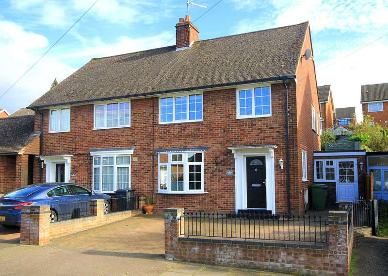 3 Bedrooms Semi Detached House for sale in SUPERBLY PRESENTED and REFURBISHED 3 DOUBLE BED SEMI with BATHROOM & GROUND FLOOR SHOWER ROOM in Boxmoor