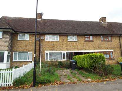 3 Bedrooms Terraced House for sale in Bowles Green, Enfield, London