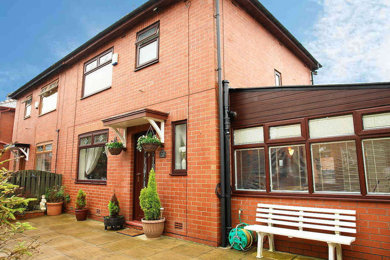 3 Bedrooms Semi Detached House for sale in 19 Enfield Avenue, Oldham