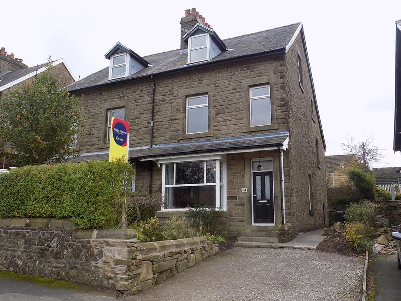4 Bedrooms Semi Detached House for sale in Brown Edge Road, Buxton