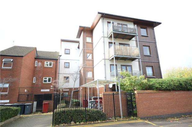 2 Bedrooms Apartment Flat for sale in Sydenham House, Sun Street, Reading