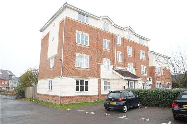 2 Bedrooms Apartment Flat for sale in Cobham Close, Cippenham, Slough