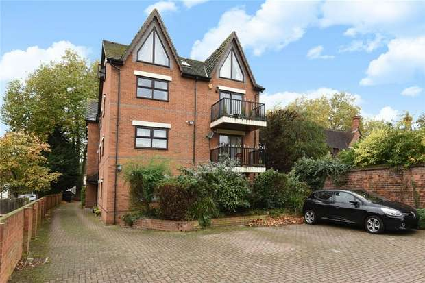 2 Bedrooms Flat for sale in Cymbeline Court, Shakespeare Road, Bedford