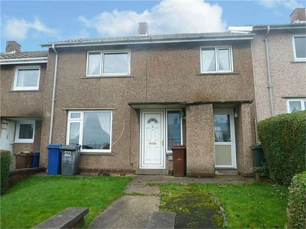 3 Bedrooms Terraced House for sale in Castle Close, Penistone, Sheffield, South Yorkshire