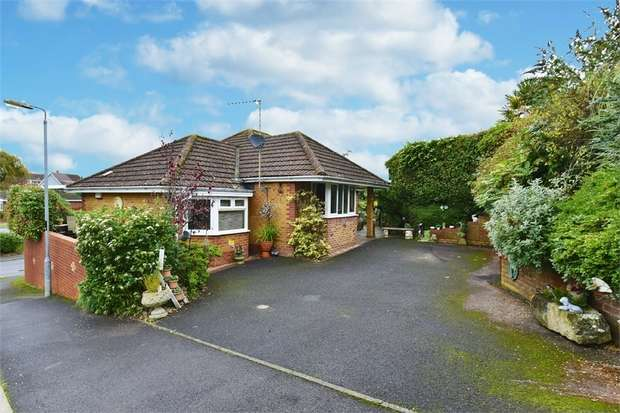4 Bedrooms Detached Bungalow for sale in The Homelands, Warminster, Wiltshire