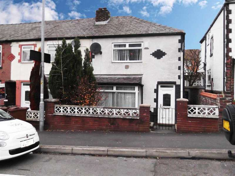2 Bedrooms End Of Terrace House for sale in Linney Lane, Shaw