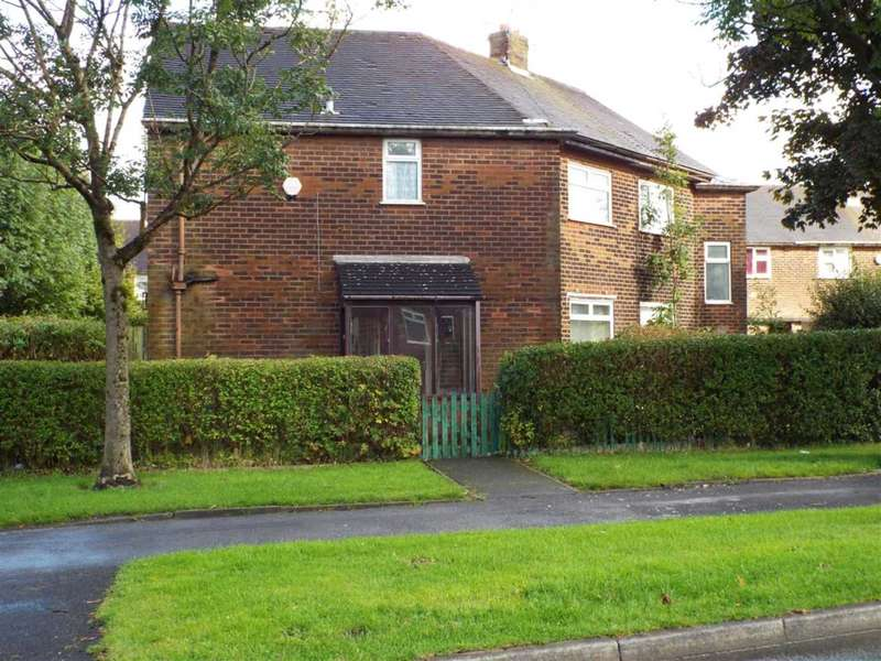 3 Bedrooms Semi Detached House for sale in Keswick Avenue, Fitton Hill