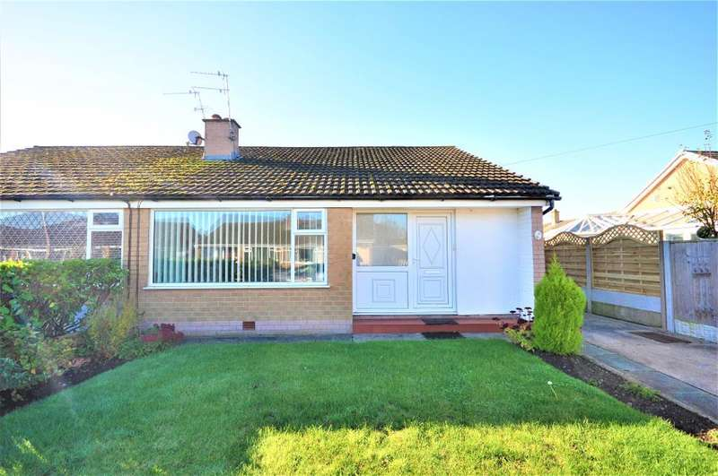 3 Bedrooms Semi Detached Bungalow for sale in Ripley Drive, St Annes, Lytham St Annes, Lancashire, FY8 3NU