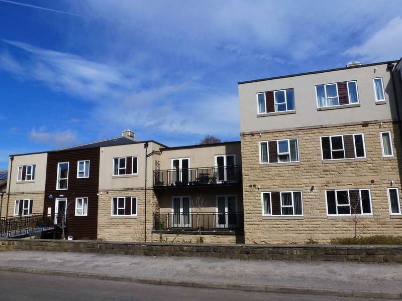 2 Bedrooms Flat for rent in St Andrew's Plaza, Brincliffe