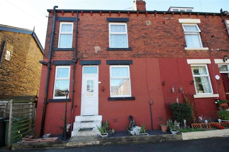 2 Bedrooms Terraced House for sale in Church Hill Mount, Stanningley, LS28 6LL