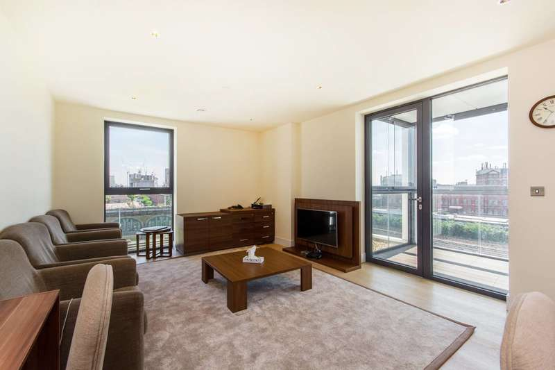 2 Bedrooms Flat for sale in Battersea Exchange, Battersea, SW8