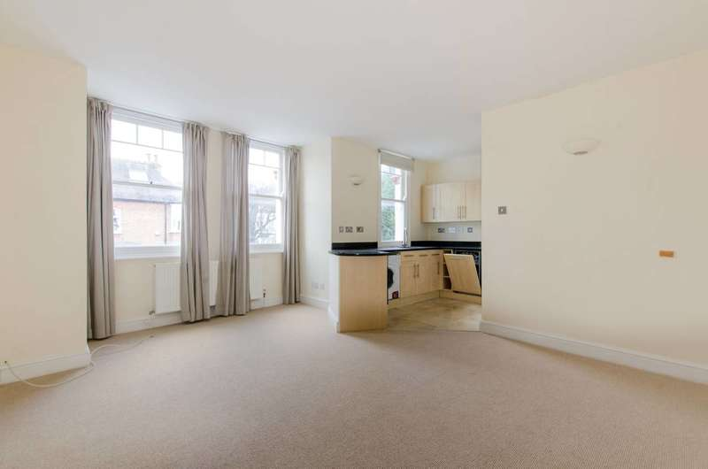 2 Bedrooms Flat for sale in Home Park Road, Wimbledon Park, SW19