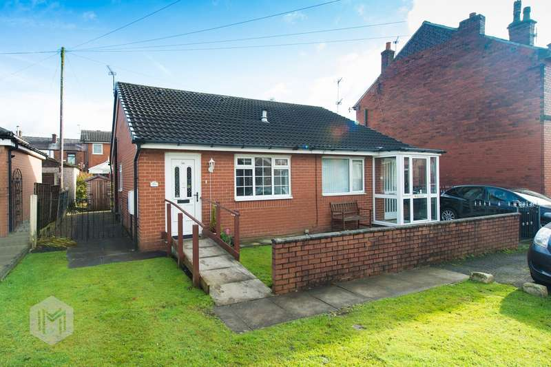 1 Bedroom Semi Detached Bungalow for sale in Clyde Road, Radcliffe, Manchester, M26