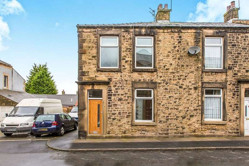 2 Bedrooms Terraced House for sale in Mersey Street, Longridge, Preston, PR3