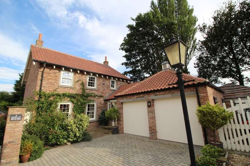 5 Bedrooms Detached House for sale in Hollymead Court, Selby, YO8