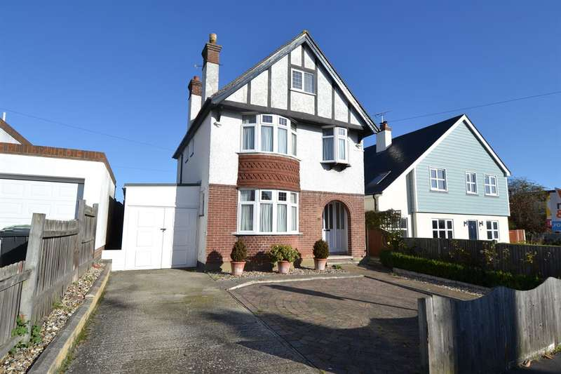 3 Bedrooms Detached House for sale in Queens Road, Tankerton, Whitstable