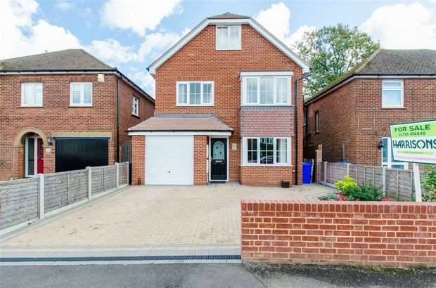 5 Bedrooms Detached House for sale in Park Drive, Sittingbourne, Kent