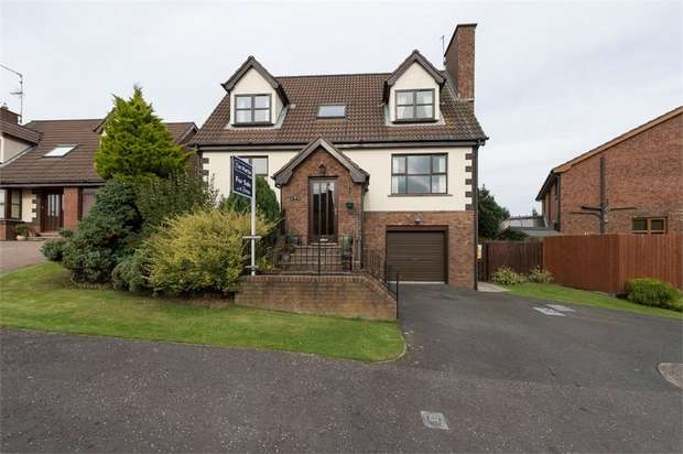 5 Bedrooms Detached House for sale in Carsons Road, Ballygowan, Newtownards, County Down