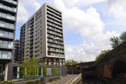 2 Bedrooms Flat for sale in Apartment 1003, 1 Red Bank, Manchester, Greater Manchester
